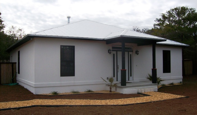 Single story house plans what are the advantages for Icf homes