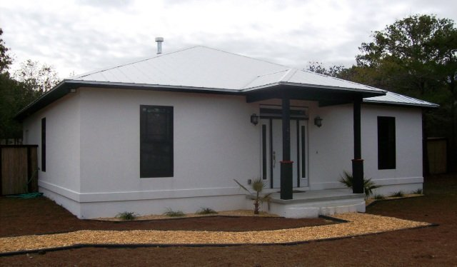 Concrete house plans that provide great value and protection concrete house plans