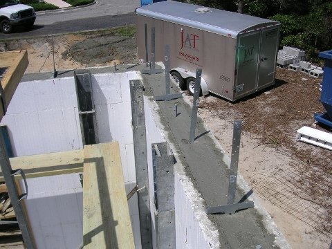 concrete home, icf home, icf house