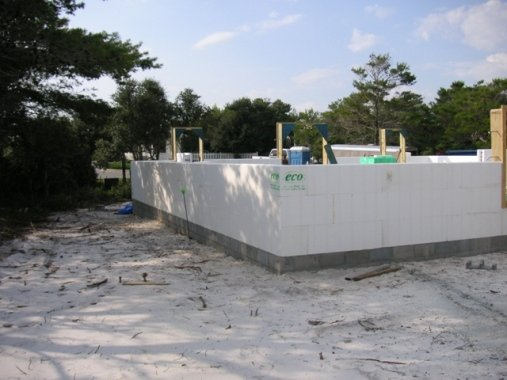 concrete home, icf home, icf house