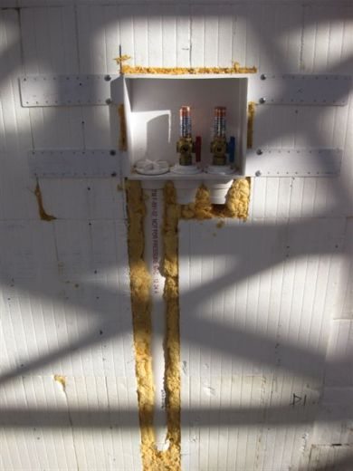 Insulated Concrete Forms Detailed Construction Photos