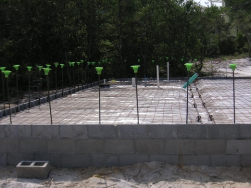 insulated concrete forms, ICF, insulating concrete forms